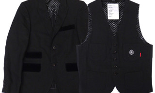 """WTAPS """"Chester"""" 3-Piece Suit Spring/Summer 2010"""