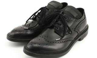 8 by Terrem Wingtip Shoes
