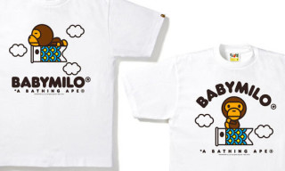 A Bathing Ape Baby Milo Children's Day T-Shirts