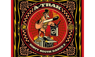 "A-Trak ""Trizzy Turnt Up"" – Shepard Fairey Cover Art"