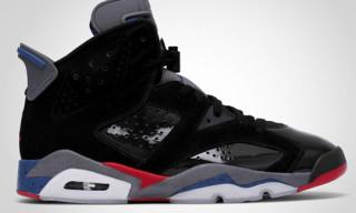 "Air Jordan 6 Retro ""Detroit Pistons"""