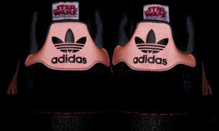 "CLOT x adidas x Star Wars ""Darksidestars"" Superstar Preview"