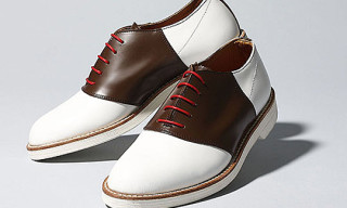 Deluxe Pontiac Saddle Shoes