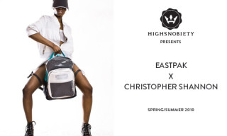 Highsnobiety Photo Editorial: Eastpak x Christopher Shannon Spring/Summer 2010