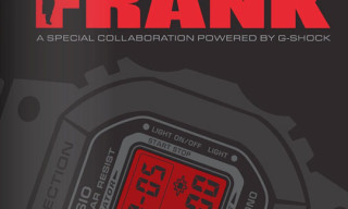 G-SHOCK x Frank151 Book – Digital Edition