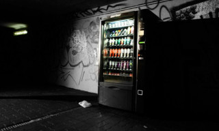 Graffomat – Graffiti Vending Machine