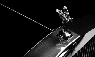 Hedi Slimane x Rolls Royce x Beck for Dazed