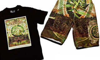 "Highsnobiety Giveaway – LRG ""Support Organic Farming"" Board Short and T-Shirt"