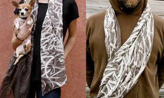 Jose Parla for The Standard Scarf