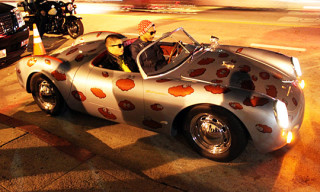 KAWS x Porsche 550 Spyder for Pharrell Williams