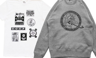 "Mishka NYC x MonkeyBizz x ShitxFaced ""Drunken All-Stars"" Pack"