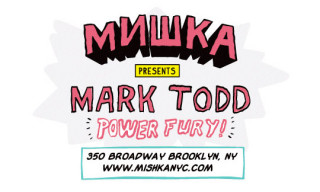 "Mishka presents Mark Todd ""Power Fury"" at 350 Broadway"