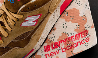 New Balance x Undefeated Desert Storm 1500 – Additional Info