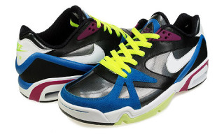 Nike Air Hoop Structure Low