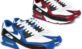 Nike Air Max 90 Premium – Team Red, Team Blue