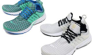 Nike Air Presto Spring/Summer 2010 – Pinstripe & Houndstooth