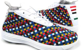 "Nike Lunar Woven Chukka ""Multicolor"" TZ – Release Info"