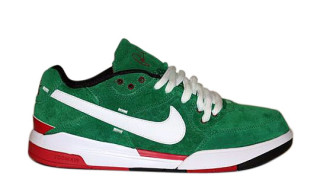 Nike SB Zoom Paul Rodriguez 3 – Pine Green