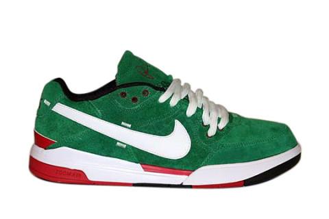 Nike SB Zoom Paul Rodriguez 3 - Pine Green | Highsnobiety