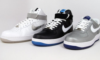 Nike x Futura x New York Yankees Air Force 1 Pack – Release