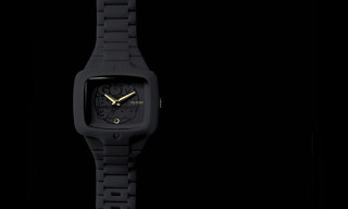 Nixon x Gumball 3000 Rubber Player Watch