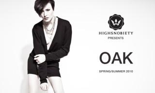 Highsnobiety Photo Editorial: Oak Spring/Summer 2010