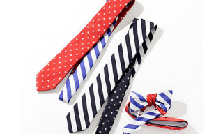 PEGLEG NYC for United Arrows Ties & Bow Ties