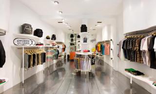 Stussy Madrid – A Look Inside