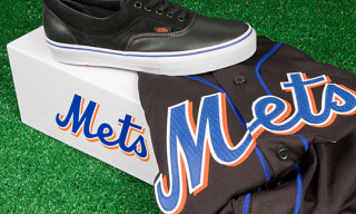 Vans Vault x MLB New York Mets Era LX for Premium Goods