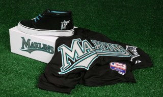 Vans Vault x MLB Florida Marlins Chukka LX for Shoe Gallery