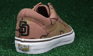 Vault by Vans x MLB San Diego Padres Old Skool LX for Blends