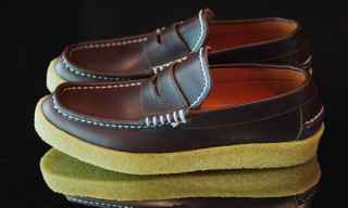 WTAPS Spring/Summer 2010 Penny Loafers
