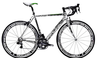 Cannondale X Mike Giant Graffiti Bike