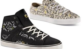 etnies Plus x Koji Toyoda Sneakers