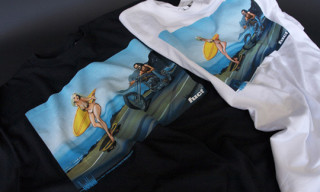 FUCT x David Mann T-Shirts Spring/Summer 2010
