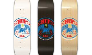 Huf x Real Skateboard Decks