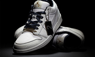 Derek Jeter and CC Sabathia Commemorative Air Jordan 1's