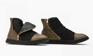 Juun J. x KIROIC Autumn/Winter 2010 Footwear Collection