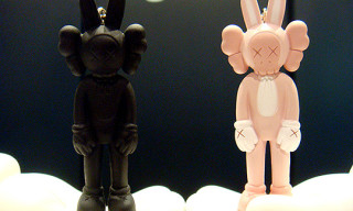 Medicom x Original Fake KAWS Accomplice Keyholder