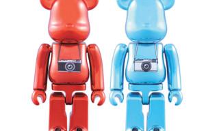 "Medicom Toy x Leslie Kee ""Super Tokyo"" Bearbrick Set"