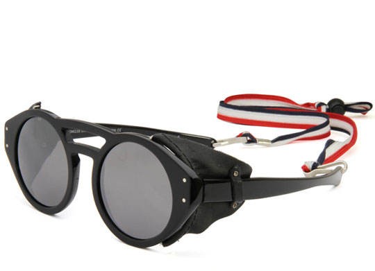 Goggle Style Sunglasses  moncler gamme bleu sunglasses spring summer 2010 highsiety