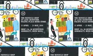 Monocle Shop Hong Kong Coming Soon