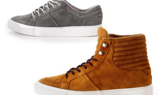 Mors Footwear Fall/Winter 2010 – Artic Elk Leather Sneakers