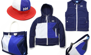 "nanamica x Helly Hansen ""Flag"" Collection"