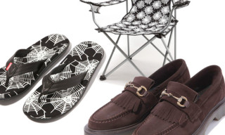 Neighborhood Spring/Summer 2010 Releases – Loake Loafer, Island Slipper Sandal, Lounge Chair