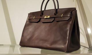 NEXUSVII®  x Porter Leather Bag Spring/Summer 2010