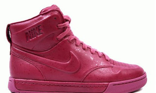 "colette x Nike Sportswear Air Royal Mid VT Macaroons ""Raspberry"""