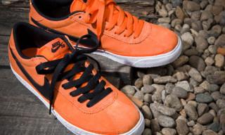 Nike Zoom Bruin SB Orange