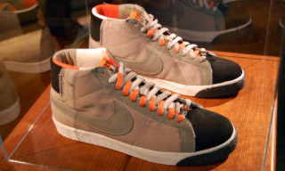 "Nike SB x Hurkey ""Dirty Money"" – Dunk Mid Pro and Blazer Hi"