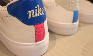 Nike Sportswear x fragment design All Court Leather Low Fall/Winter 2010